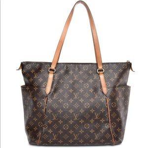Louis Vuitton Shoulder Bag Totally GM